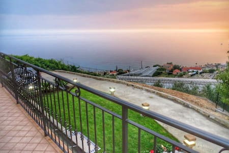 House With View - Sanremo - Casa