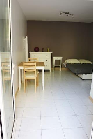 Studio confortable proche de Paris - Marnes la coquette