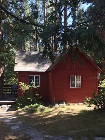The Little Red Cabin - Kings Beach - Cabin