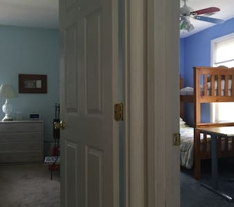 Two Bedrooms in beautiful home