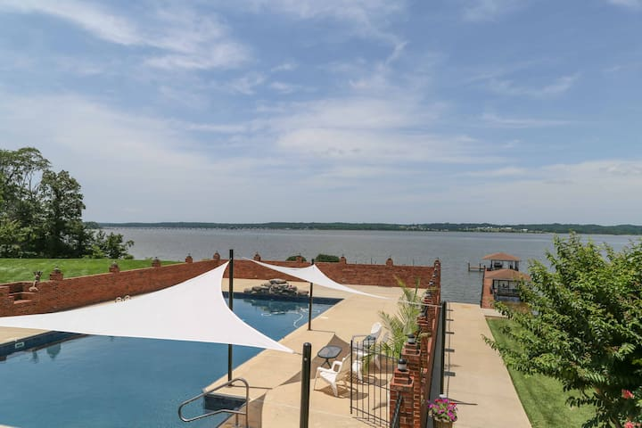 Waterfront Private Room + - Prince Frederick - House
