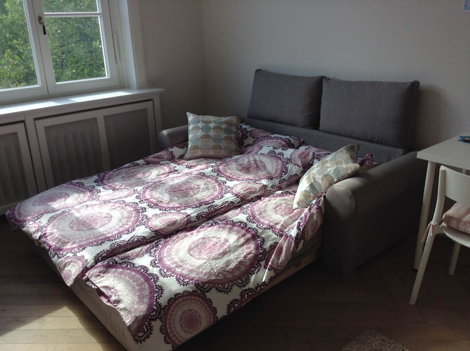 200x160cm comfy Sofa bed