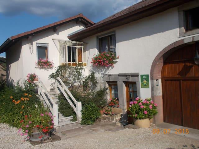 Gîte De Mammet  3 Epis - Fresse - House