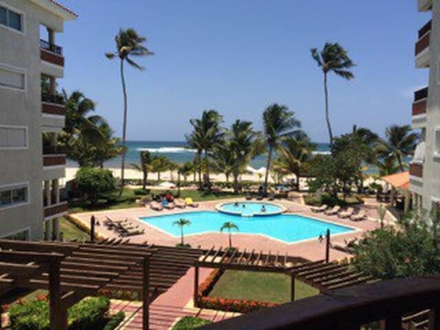 Beach Front Paradise - Juan Dolio - Appartement