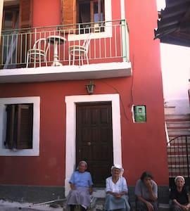 Ferienhaus Agios Nicolas,  helle Wohnung m. Balkon