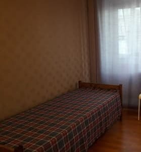 Спальное место с хорошей шумоизоляцией