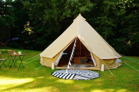 Into the Woods Glamping | Yackandandah - Yackandandah - Tent