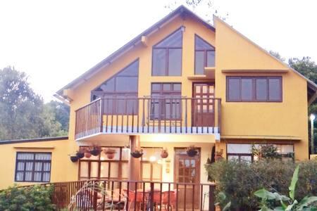 Mountain Cottage in El Boqueron, San Salvador