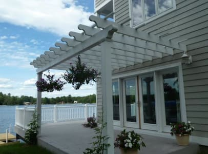 Clean and Green Lakefront Cottage - White Lake - Dom