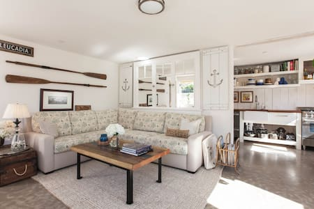 Cottage by the Sea - 1 Block from the Beach! - Encinitas - Townhouse
