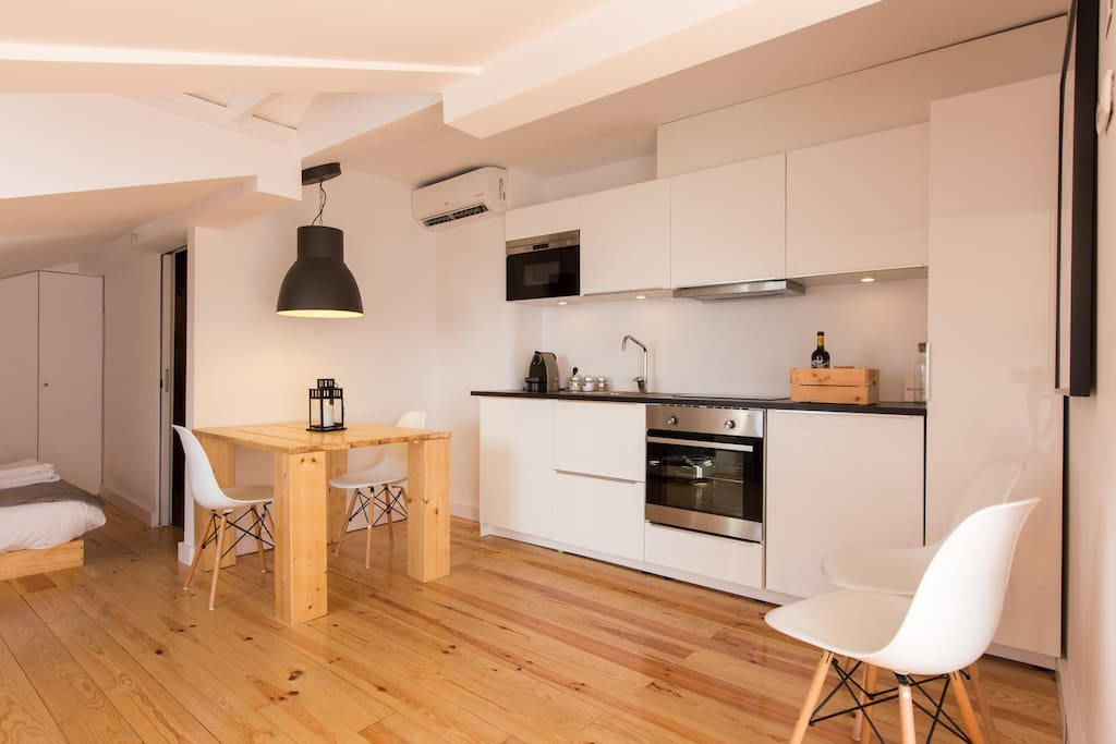 Your cooking area!