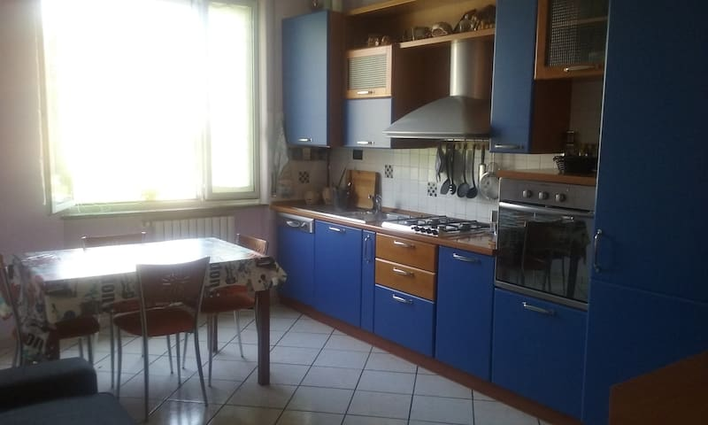 Nice apartament nearby EXPO - Bollate - Daire