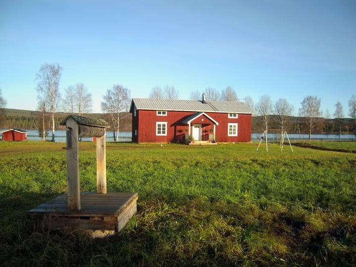 Norrbottensgård vid luleälven