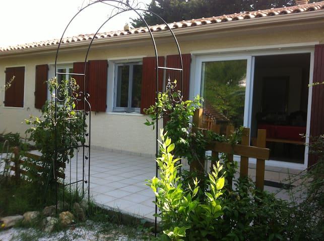 Villa et piscine Montpellier plage - Baillargues