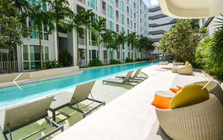 Very clean, safe ,convenient and quite in Phuket - Phuket - Obsługiwany apartament