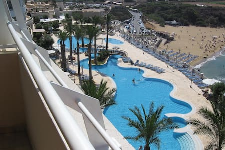 Sea view apartment 22-26thAug 2016 - Mellieha
