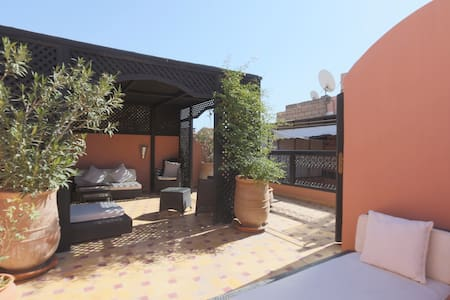 Riad Privatif  a 5 mn de la place - Marrakesh