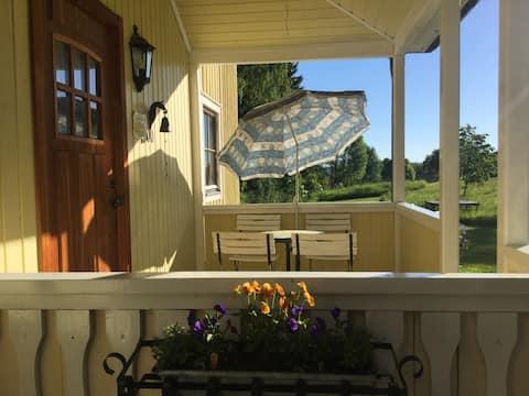 Lilla Lilo Gården - charming big cottage on Frösön