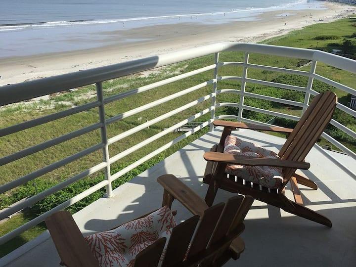 Incredible Ocean Views on Seven Miles of Beach