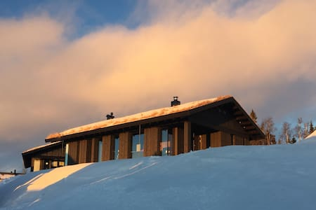 Leve hytte i Hafjell, Mosteråsen. - Oyer - Kabin