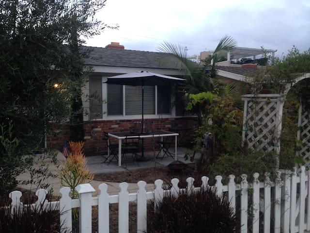 Corona Del Mar, CA guest house. - Newport Beach - Haus
