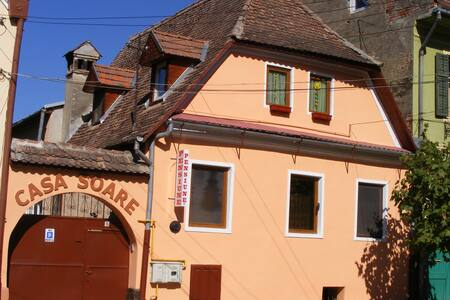CASA SOARE in a historical centru, - Sighișoara - Wikt i opierunek