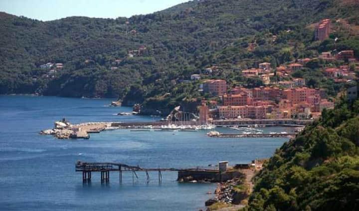 Isola D'Elba: appartamento Rio Marina, mare