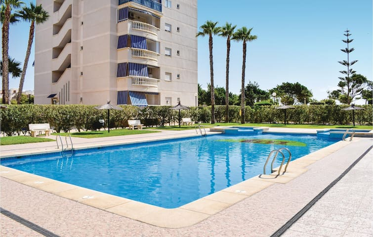 Holiday apartment with 2 bedrooms on 57m² in Los Arenales del Sol
