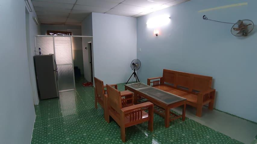 Căn hộ chưng cư tại trung tâm thành phố Phan Rang