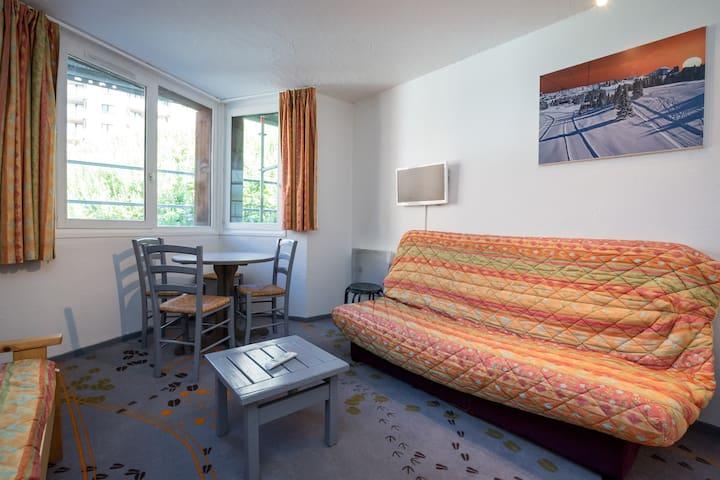 studio cabine classé 2* 4/5 pers - Morzine - Apartment
