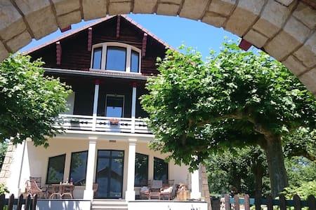 Villa de prestige 240m2 bord du lac - Saint-Alban-de-Montbel - Villa