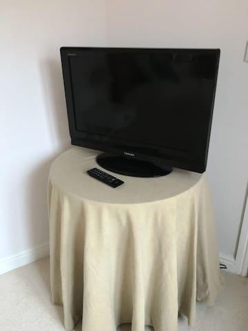Room has TV