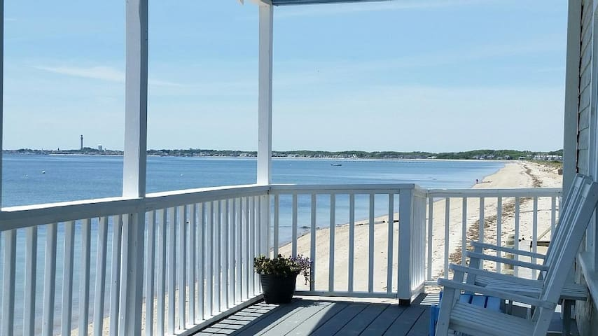 Oceanside w Spectacular Bay View - North Truro - Overig