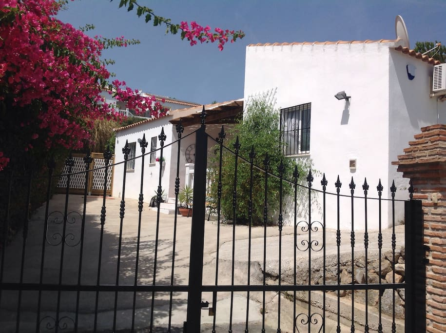 Beautiful Villa with 4 terraces (2 Sun Terraces and 2 Covered Terraces) with a range of outdoor furniture, spacious private drive, BBQ, Outside Lighting and 10 Metre by 6 Metre Pool.