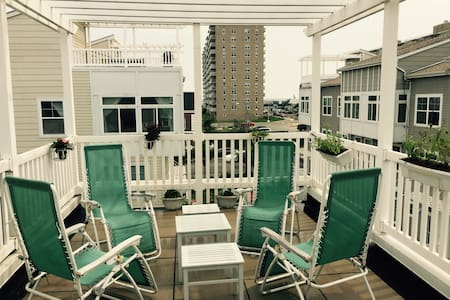Ocean View at Arverne By the Sea! - Arverne - Bed & Breakfast