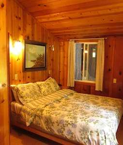 1 bedroom river view cabin - Felton