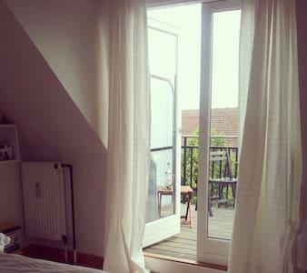 Light rooftop apartment - Copenaghen - Loft