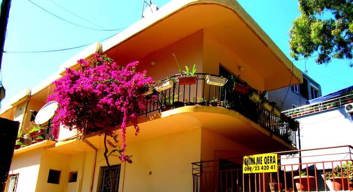 2rooms ap inVlora near the beach