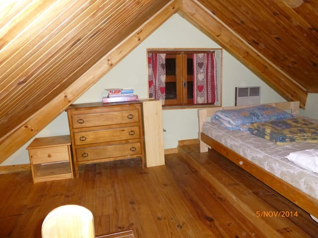 Petit appartement alpin - Réallon - Apartmen