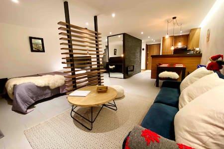 Superbe Studio Loft de 42m2 refait à neuf