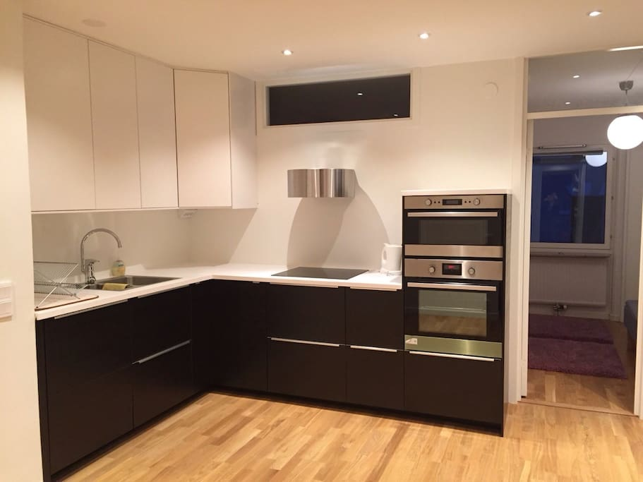 Brand new renovated kitchen with all new appliances