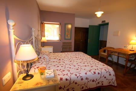 Hotel Rural La Casa del Gallo. Habitación 3 - Almeida de Sayago
