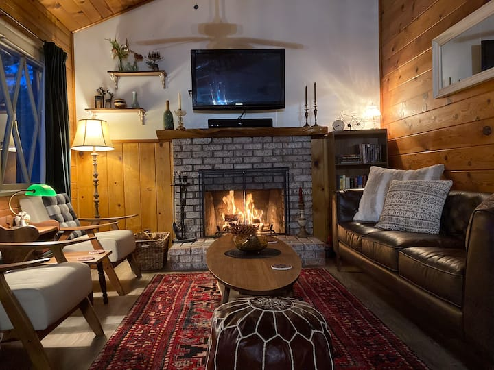 NEW* Pine Forest Cabin - Tranquil Big Bear Escape