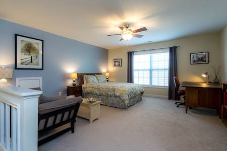 Near RTP & RDU. Quiet, cozy suite. - 摩利斯维尔(Morrisville) - 独立屋