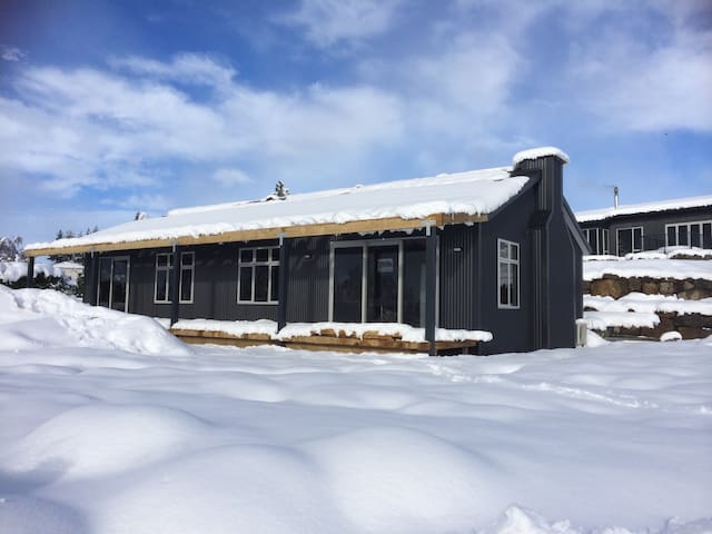 D'Archiac Cottage - Lake Tekapo - Ev