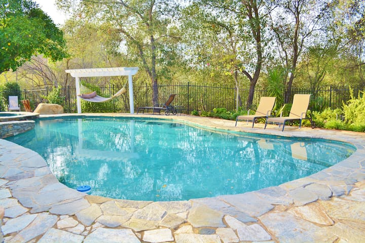 Beautiful, Spacious Poway Rental w/ Pool - Poway - Maison