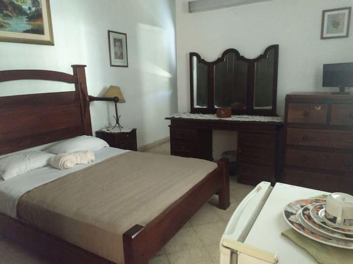 Acogedora Habitación en Zona VIP Barrio Recoleta