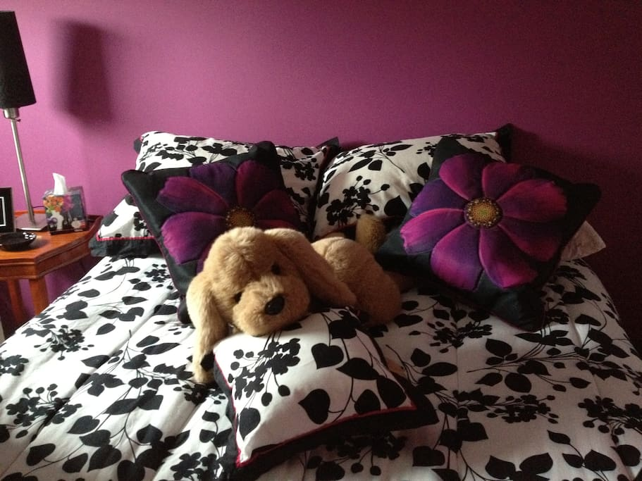 Forgot your teddy?  Ralphie can help :)