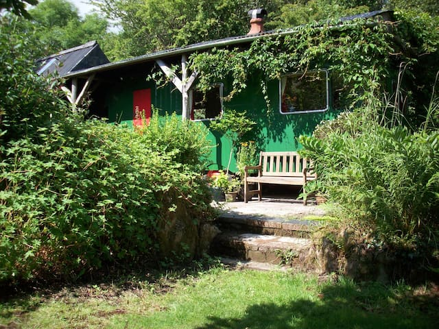 The Secret Caravan, Banc yr Eithin - Newport - Cabaña