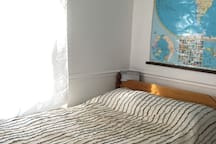 Guest Bedroom Close To The Metro